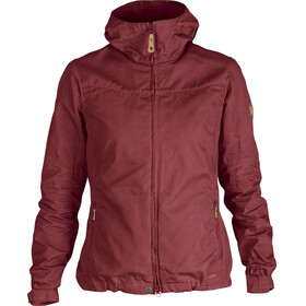 Fjällräven Stina Jas Dames, raspberry red